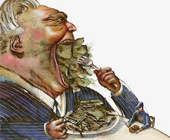 greedy bankers
