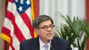 Treasury Secretary Jacob J. Lew