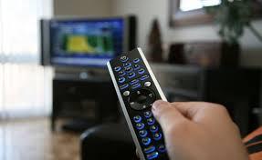 tv volume control