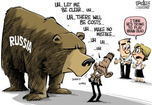 US-Foreign-Policy cartoon