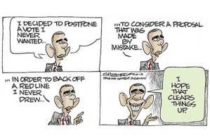 indecisive Obama