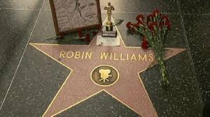 Robin Williams Hollywood Walk of Fame