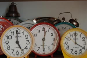 alarm clock collection
