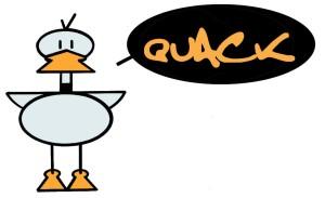 duck's quack