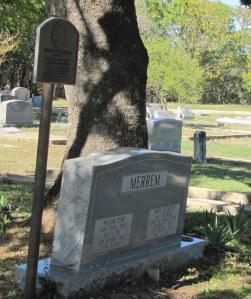 Eagle Scout grave San Marcos Texas