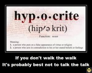 hypocrite definition