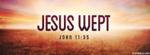John 11.35