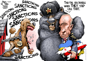 sanctions against Russia