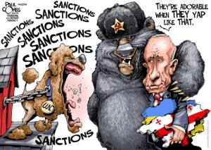 sanctions against Russia