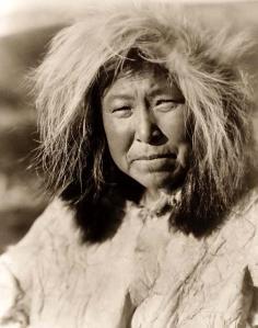 Selawik-Eskimo-Woman