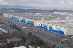 The Boeing Everett Factory