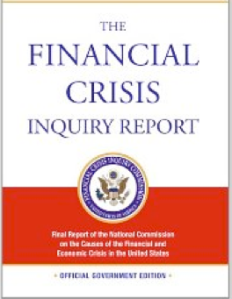 Financial Crisis Inquiry Commission report