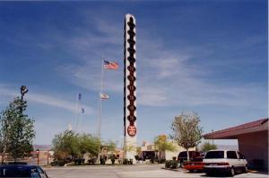 largest thermometer in the world