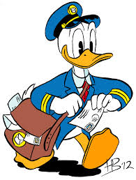 Postman Donald