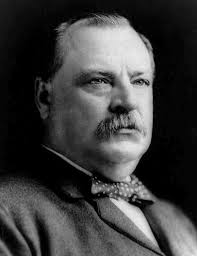 President Grover Cleveland 22nd and 24th POTUS