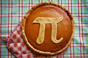 pumpkin pie pi