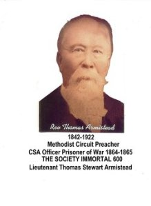 Thomas Stewart Armistead