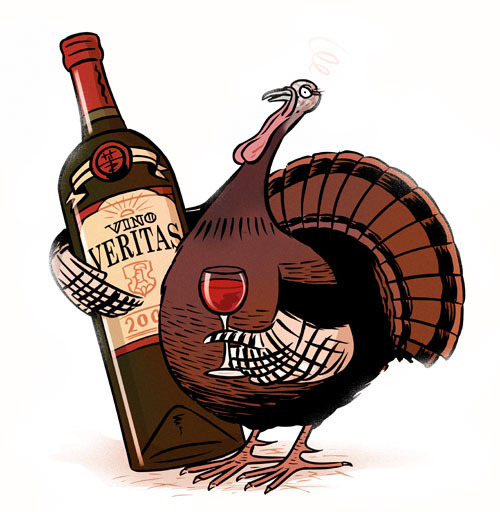 Thanksgiving Drinking: Happy Thanksgiving 2014.