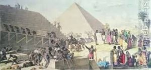 construction of the pyramids