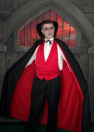 Dracula and Monte Cristo
