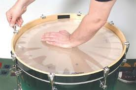 Drums with no skins