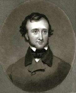 Edgar Allan Poe young