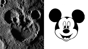 Mickey Mouse on Mercury