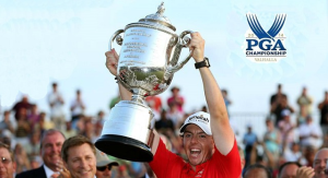 PGA Champion Rory McIlroy