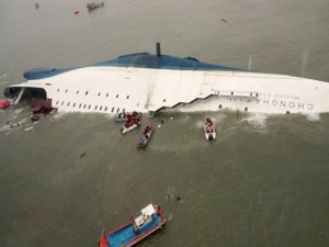 south-korea-ferry MV Sewol