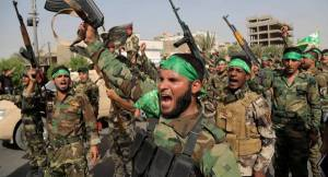 Sunni militant group called the 'Islamic State in Iraq and the Levant'