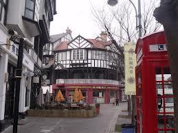Thames Town, China