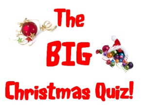 The BIG Christmas Quiz