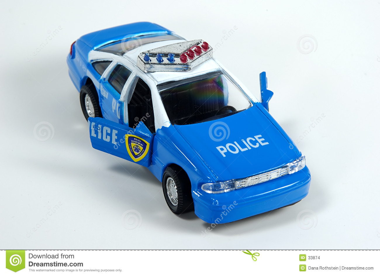 """Toy Police Cars : """"i think said the sweet potato """"therefore i yam fasab"""