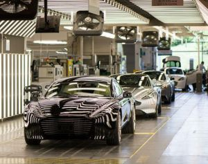 Aston-Martin-production-line