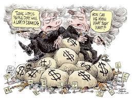 banksters demands