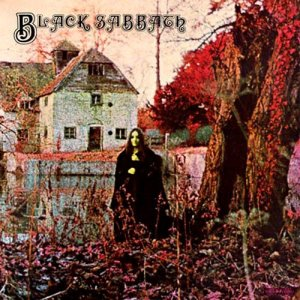 Black Sabbath's self-titled first album