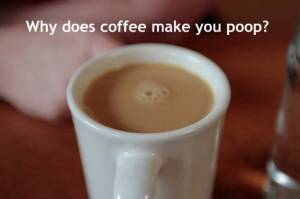 Coffee can cause muscle contractions