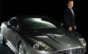 Daniel Craig Aston Martin deal