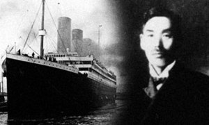 Japanese survivor from the Titanic