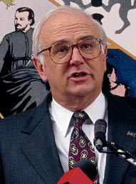 Les Aspin, secretary of defense