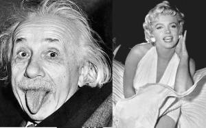 Marilyn Monroe had a higher IQ than Albert Einstein