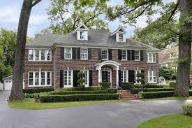 McCallister´s house in the movie Home Alone
