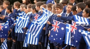Melbourne largest Greek population
