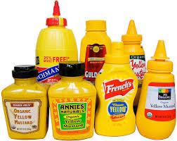 mustered mustard