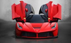 new Ferrari 2015