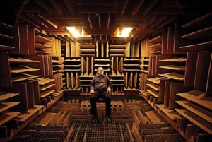 world's quietest room