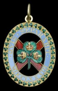 British Order of St Patrick