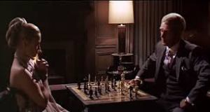 chess game thomas crown affair