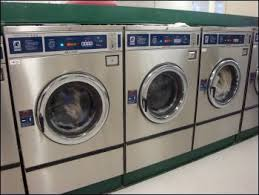 laundromat triple washer