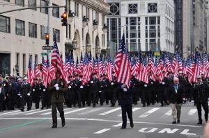st patrick's day parade new york city